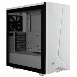 Obudowa Carbide SPEC-06 Tempered Glass Mid-Tower Gaming Case, White