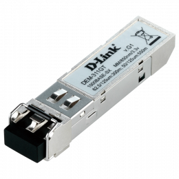 1-port Mini-GBIC SFP to 1000BaseSX, 550m for all D-Link DEM-311GT