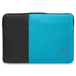 "Etui na laptopa Targus Pulse 13-14"" Black/Atoll Blue"