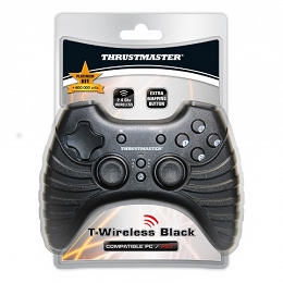 GAMEPAD THRUSTMASTER T-WIRELESS BEWZPRZEWODOWY BLACK DO PC/PS3