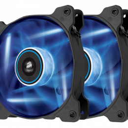 Wentylator Corsair AF120-LED Blue Dual Pack