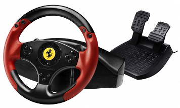 Kierownica Thrustmaster Red Legend PC/PS3