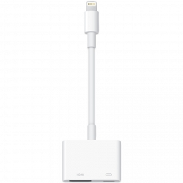 Adapter Apple Lightning Digital HDMI AV
