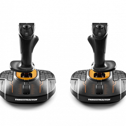 JOYSTICK THRUSTMASTER T16000M FCS Space Sim Duo